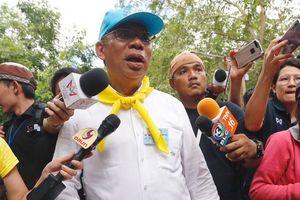 Giải cứu đội bóng Thái: 'Các anh hùng bàn phím hãy tỉnh táo'