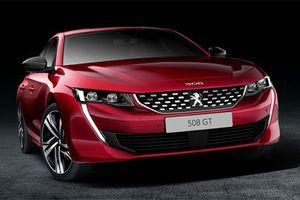Peugeot 508 2019 sắp ra mắt có gì để 'đấu' Toyota Camry