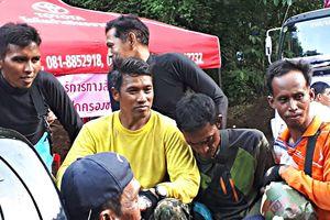 Thái Lan hoãn kế hoạch giải cứu đội bóng thiếu niên trong đêm