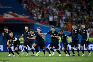 Thắng Nga bằng 'đấu súng', Croatia gặp Anh ở bán kết World Cup