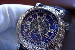 Điều đặc biệt về chiếc đồng hồ Trịnh Xuân Thanh đeo khiến Phó tổng Tập đoàn 'tỷ đô' choáng