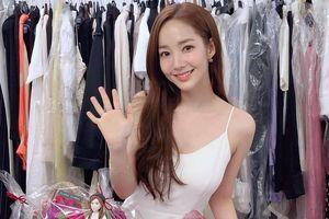 Nhan sắc vạn người mê của nữ 'hoàng dao kéo' Park Min Young
