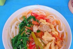 Lập kèo 'quẩy tung' 10 quán ăn đường phố ngon và nổi tiếng ở Nam Định, ăn một lần là nghiện
