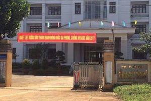 'Vun vén' cho gia đình, Phó Giám đốc Sở Khoa học Công nghệ Đắk Nông bị kỷ luật