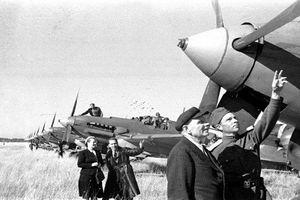 Ảnh độc về máy bay của Liên Xô trong Thế chiến 2