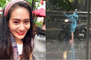Cô gái tự sướng giữa cơn mưa và câu chuyện nổi tiếng 'bất đắc dĩ'