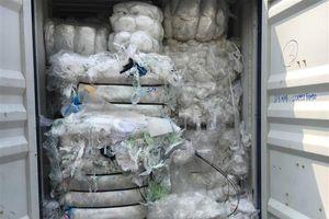 Hải quan TP.HCM: Phát hiện nhiều trường hợp vi phạm về nhập khẩu phế liệu