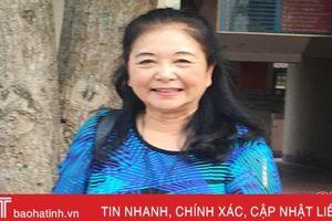 Nghệ sĩ ưu tú Thanh Loan: Không mệt mỏi trên con đường nghệ thuật