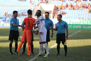 Người thắng, kẻ thua trong cuộc chạn trán giữa SHB Đà Nẵng và Hải Phòng đều 'lên án' trọng tài