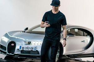 Hãng xe Ý Fiat muốn Cristiano Ronaldo trở thành đại sứ thương hiệu