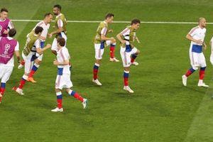 TRỰC TIẾP Nga 2-2 (4-3) Croatia: Thắng Nga trên chấm 11m, Croatia vào bán kết gặp Anh
