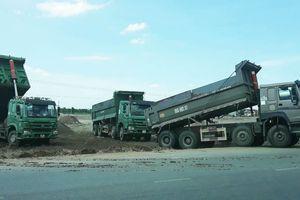 Thuận Thành (Bắc Ninh): Cần xử lý nghiêm Công ty Bảo Yến Bắc Ninh hoạt động san lấp mặt bằng gây ô nhiễm môi trường