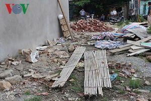Hỗ trợ gia đình 2 nạn nhân tử vong do sập giàn giáo ở Quảng Ninh