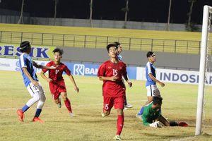 U19 Việt Nam lần thứ 2 liên tiếp bị loại từ vòng bảng
