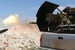Phiến quân xin đàm phán khẩn khi SAA vây hãm Daraa