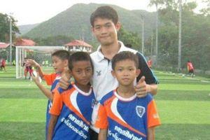Huấn luyện viên đội bóng Thái Lan đã ra khỏi hang?