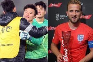Dân mạng nói gì việc thủ môn U23 Việt Nam trao giải tại World Cup