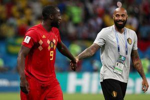 Thierry Henry giờ là 'kẻ thù' của tuyển Pháp