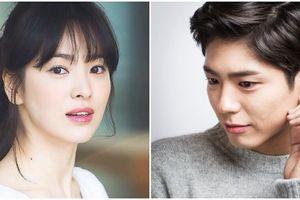 Park Bo Gum tái xuất sau 2 năm, đóng cặp với Song Hye Kyo