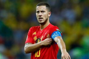 Eden Hazard - tỏa sáng rồi chờ thay Ronaldo ở Real