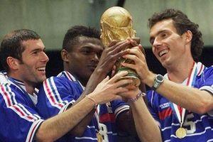 So sánh thế hệ Zidane 1998 và Mbappe 2018