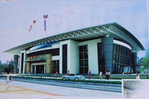 Khởi công xây dựng Nhà thi đấu thể dục thể thao LĐLĐ tỉnh Lai Châu
