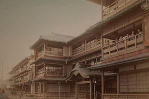 Loạt ảnh đẹp ngỡ ngàng về cuộc sống ở Nhật Bản thế kỷ 19