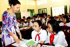 Sóc Trăng: 10 trường THCS được tuyển sinh chương trình tiếng Anh thí điểm