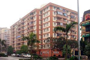 'Ông lớn' Tổng HUD bị bêu tên thêm 19 chung cư vi phạm PCCC