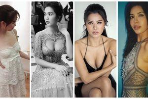 Những bộ ngực biết làm ảo thuật 'khi phồng - lúc xẹp' bất thường của dàn mỹ nhân Việt