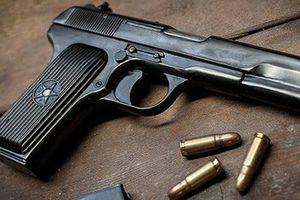 Một công an bị mất xe, có súng trong cốp khi vừa vào nhà