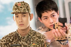 Với gương mặt và body 'chuẩn Joo Shi Jin', Song Luân có làm nên chuyện ở 'Hậu duệ mặt trời' bản Việt?