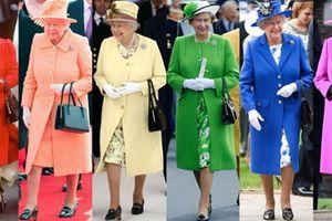 Ngắm những trang phục ấn tượng gắn liền với gia đình Hoàng gia Anh