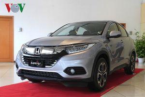 Hình ảnh chi tiết Honda HR-V giá 900 triệu đồng tại Việt Nam