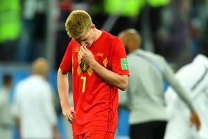 HLV đội Bỉ: 'Pháp chiến thắng nhờ may mắn'