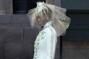 Người mẫu da màu chiếm lĩnh sàn diễn Haute Couture 2018