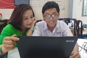 Thí sinh đạt 10 điểm Toán duy nhất ở Sài Gòn mơ làm giáo viên dạy Hóa