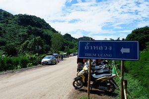 Hang Tham Luang trở lại bình yên 'như chưa hề có cuộc giải cứu'