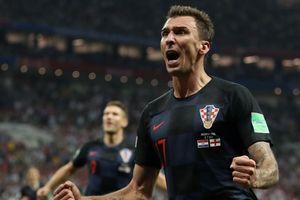 Ngược dòng hạ Anh, Croatia lần đầu vào chung kết World Cup