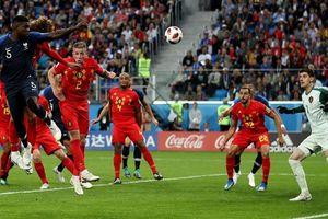 Pháp thắng Bỉ bằng sức trẻ và lối chơi khoa học