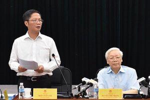 Bộ trưởng Công Thương báo cáo Tổng bí thư về 12 dự án nghìn tỉ thua lỗ