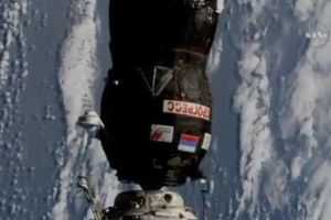 Nga lập kỷ lục về gửi hàng hóa lên trạm không gian