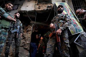 Quân đội Syria đánh lui khủng bố tấn công ở Latakia