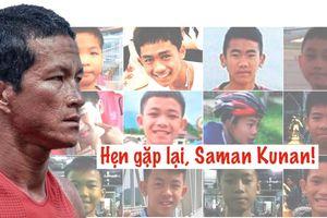 Cuộc giải cứu thần kỳ và người hùng hy sinh vì sự sống của đội bóng Lợn Hoang