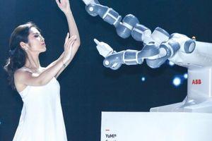 ABB trình diễn công nghệ mới nhất tại Triển lãm quốc tế về công nghệ 4.0