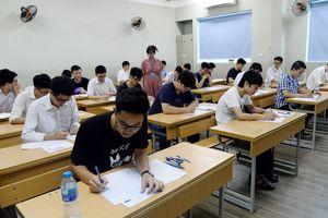 Điểm thi THPT quốc gia thấp, điểm sàn đại học sẽ giảm