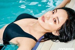 Bạn gái G-Dragon khoe thân hình quyến rũ trong trang phục bơi