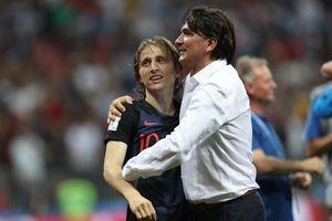 HLV Dalic: 'Croatia chỉ còn 1 trận đấu nữa để trở thành nhà vô địch thế giới'
