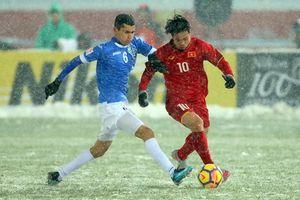 Úc từ chối giờ cuối, U.23 Việt Nam sẽ gặp Palestine tại giải quốc tế