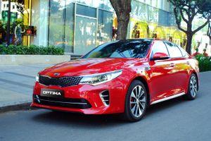 Top 10 ôtô ế khách nhất tại Việt Nam tháng 6/2018